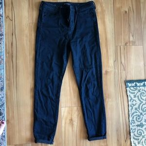 Liverpool hi-rise ankle jean. Size 4/27